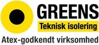 Logo for Greens teknisk isolering